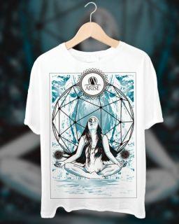 Camiseta Arise Blanca