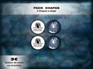 Pack Chapas