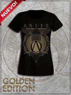 Camiseta GOLDEN EDITION Chica - NUEVA!